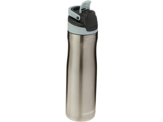 Garrafa Térmica Contigo Autoseal Chill Inox 710ML Azul Iced Aqua