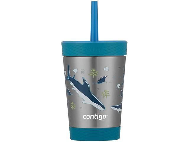 Copo Térmico Contigo Kids Tubarão