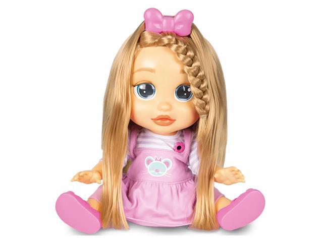 Boneca Baby Wow Multikids BR543 Mia