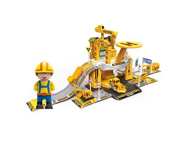 Brinquedo Construção Multikids BR1239 Express Wheels 42 Pecas