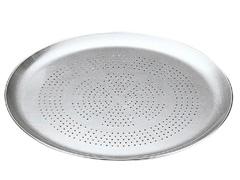 Assadeira/Forma para Pizza Fortaleza Alumínio com Espátula - 1