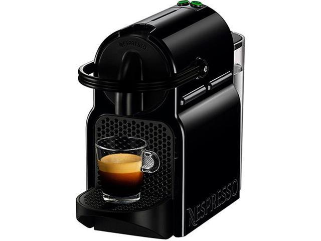 Cafeteira Nespresso Automática Inissia Preta