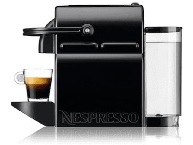 Cafeteira Nespresso Automática Inissia Preta - 6