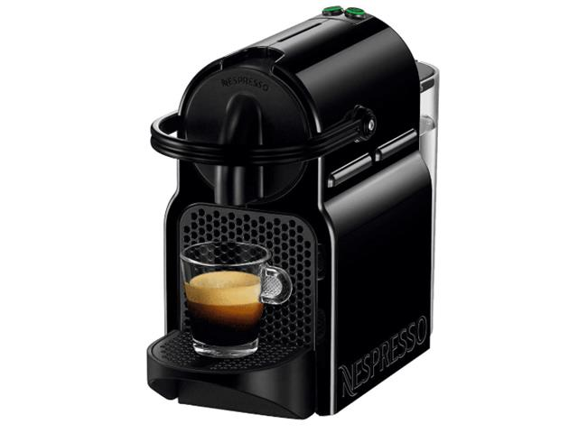 Cafeteira Nespresso Automática Inissia Preta 220v - 1