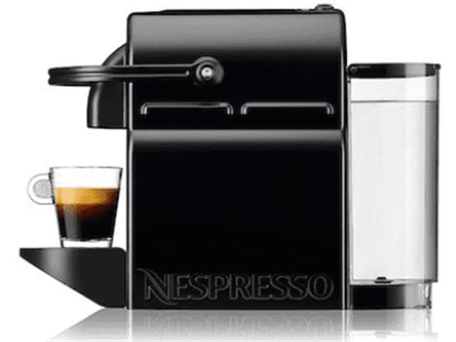 Cafeteira Nespresso Automática Inissia Preta 220v - 5