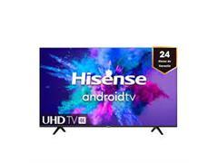 LED 58 4K Ultra HD Android Smart TV / 58A6150FS Hisense - 0
