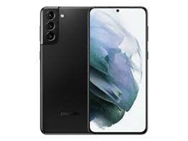Samsung Smartphone Galaxy S21+ Phantom Black
