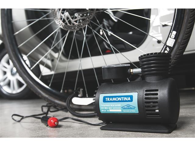 Compressor de Ar Portátil para Carro Tramontina 300 PSI 12V - 3