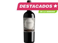 Pack Vino Cabo de Hornos + Set 4 cachos cuero genuino - 0