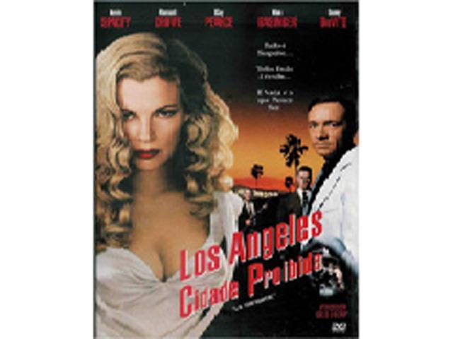 DVD Los Angeles Cidade Proibida