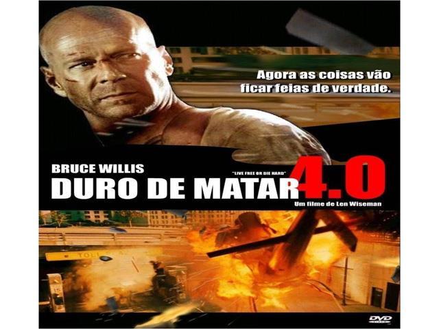 DVD Duro de Matar FOX