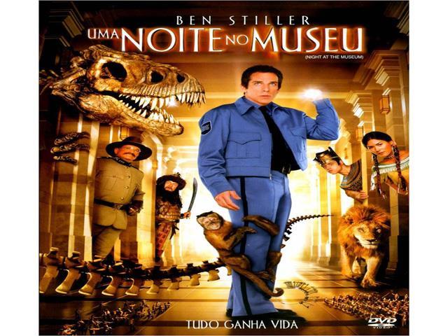 DVD Uma Noite no Museu FOX