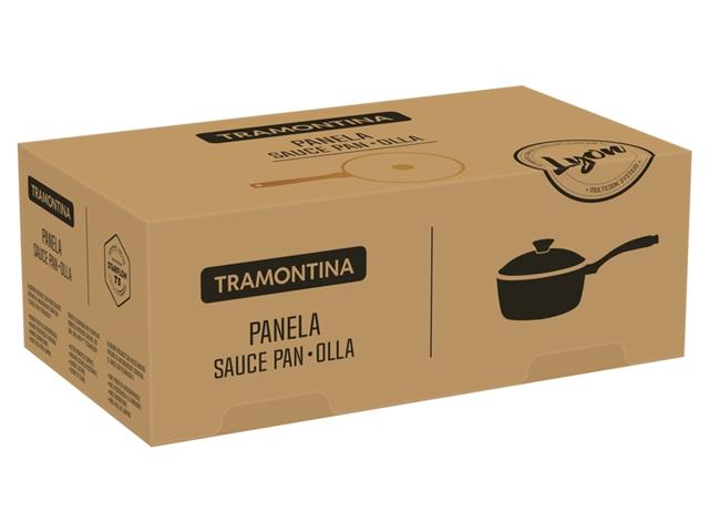 Panela Tramontina Lyon Design Collection Vermelha Ø 20CM - 2