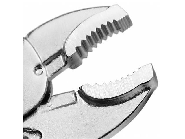 """Alicate de Pressão Mordente Curvo 7"""" Stanley 178 mm - 1"""