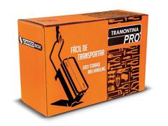 Caixa Sanfonada Tramontina PRO Cargobox Composição Automotiva 35 Peças - 6