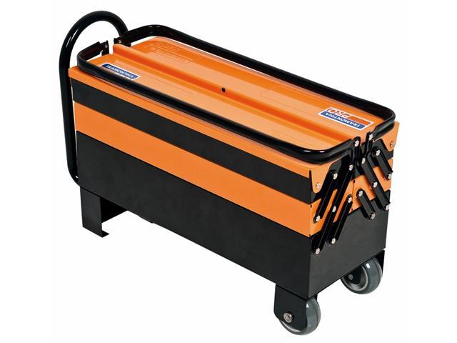 Caixa Sanfonada Tramontina PRO Cargobox Composição Automotiva 35 Peças - 2