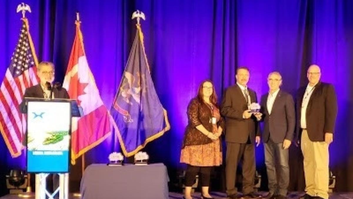 iPIPE Receives 2019 IOGCC Chairman's Stewardship Award