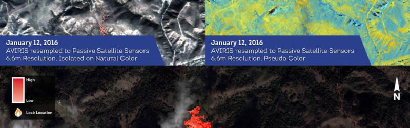 Satelytics: an amazing new way to monitor methane leaks.