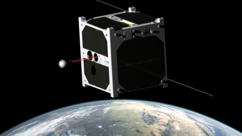 Nanosatellites:  The Future of Remotely Acquired Data