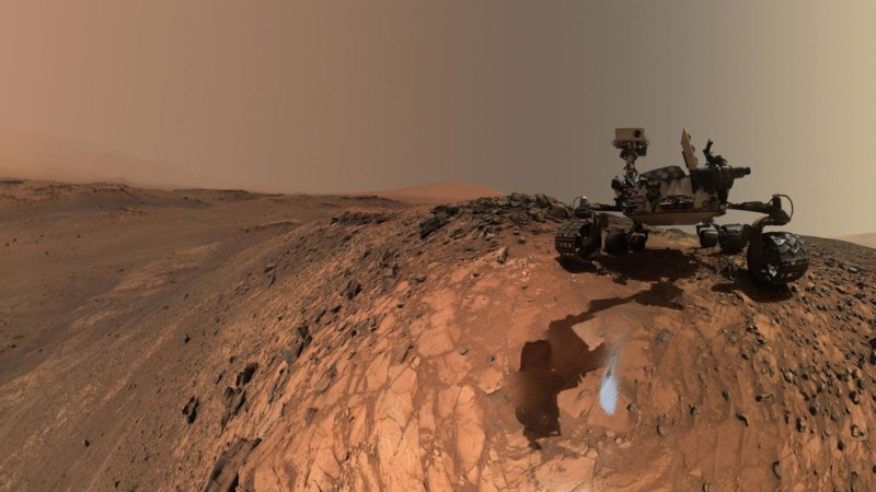 Water Found on Mars Thanks to the Power of Remote Sensing