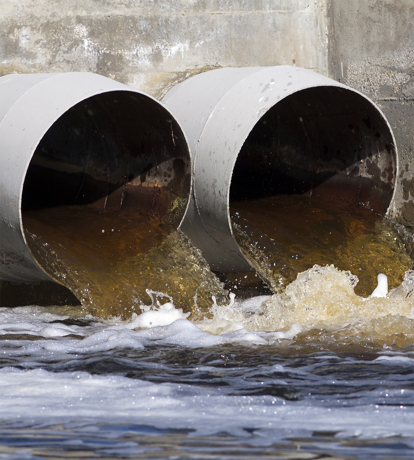By EPA estimates, combined sewer overflows occur between 23,000 and 75,000 times every year.
