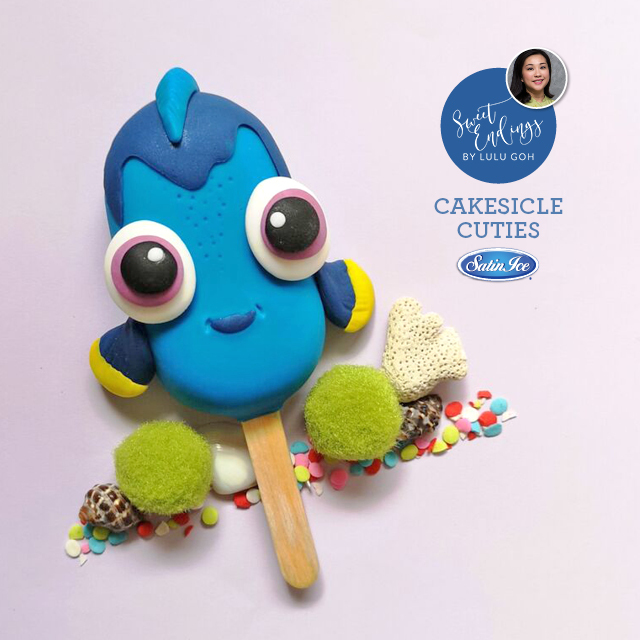 2018 Cakesicles Cuties Dory