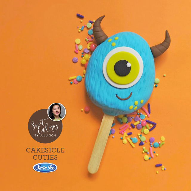 2018 Cakesicles Cuties Monster
