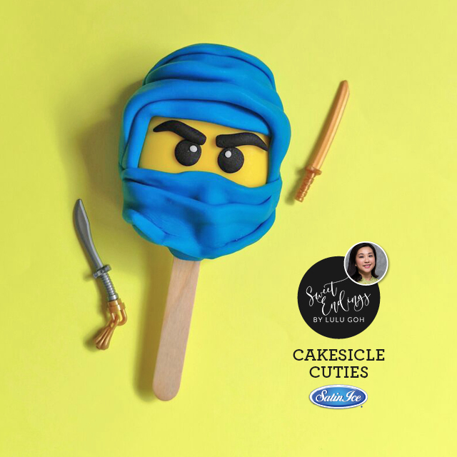 2018 Cakesicles Cuties Ninjago