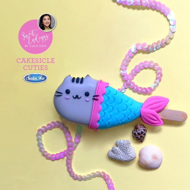 2018 Cakesicles Cuties Pusheen