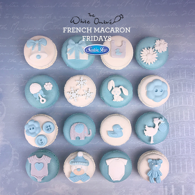 2019 French Macaron Friday Baby Blue 1 4