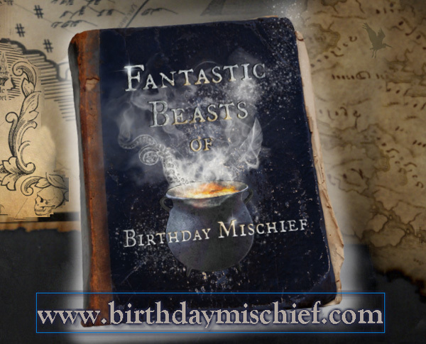 Collab - Birthday Mischief A
