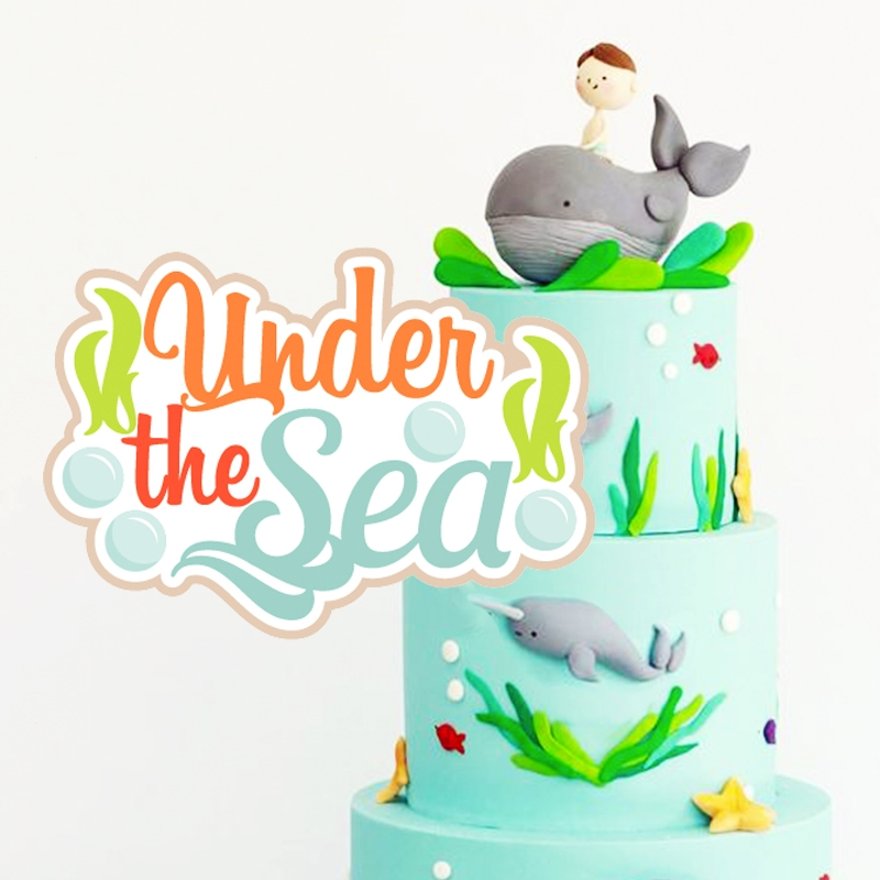 July 2020 Under The Sea Collab Hero