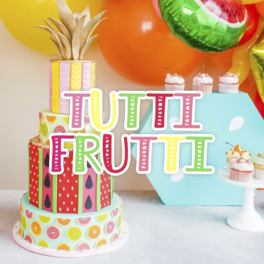 Satin Ice Tutti Frutti Showcase 5