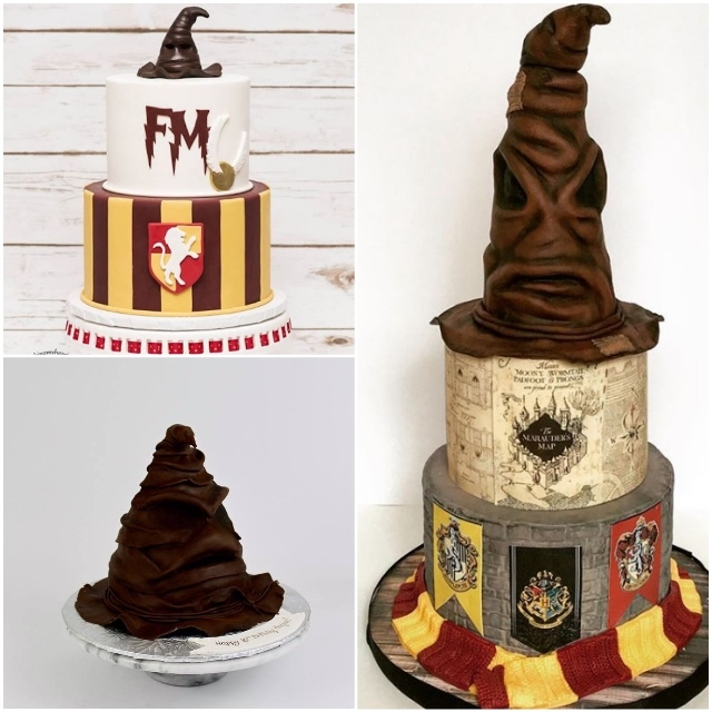 satinice_fondant_harry_potter_sorting_hat_1