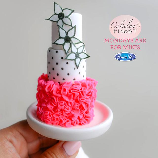 Sff 7 23 Pm Joyce Osario Cakelyns Finest 072318 Mini Cake 640X640 Social A