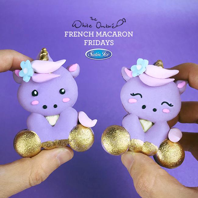 Sff Friday Macaron Purple