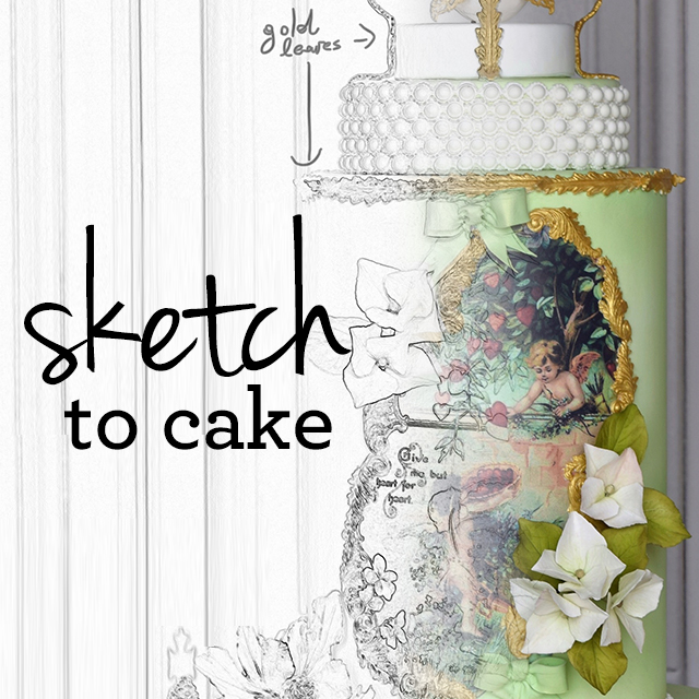 Sff Cover Sketch To Cake