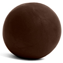 Satin Ice Choco Pan Balls Website Deep Brown