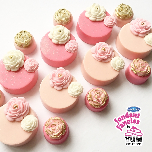 2019 Fondant Fancies With Yum Creations 1 25 A