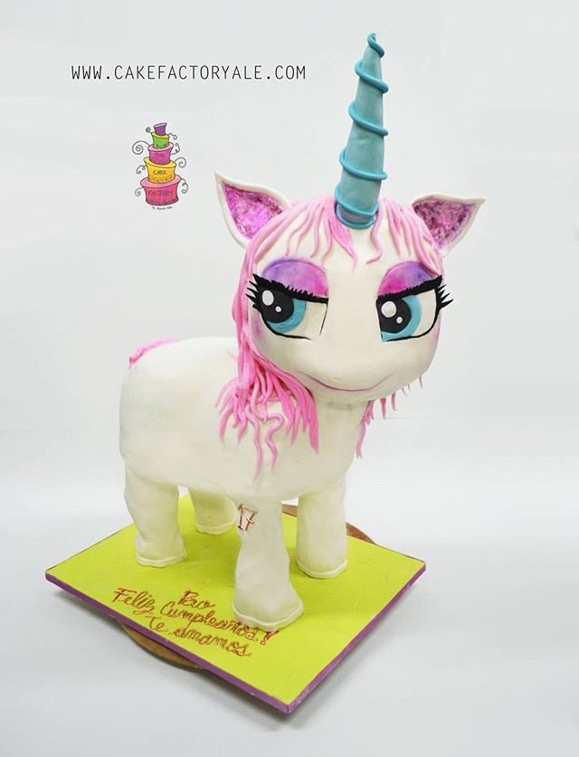 Sculpted Unicorn