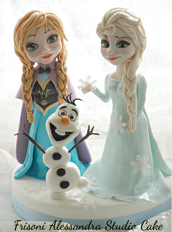Frozen Figurines