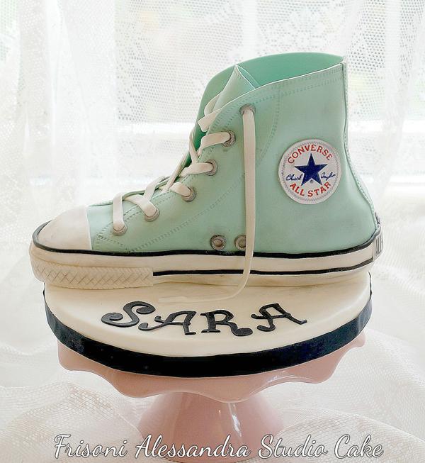 Sculpted Sneaker