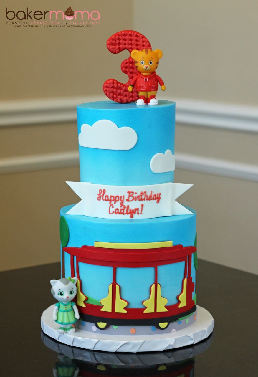 Daniel Tiger Birthday