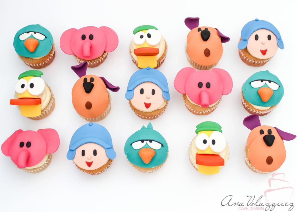 Pecoyo Cupcakes