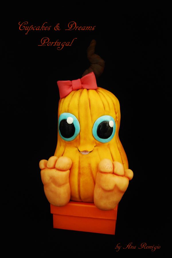 Sculpted Pumpkin
