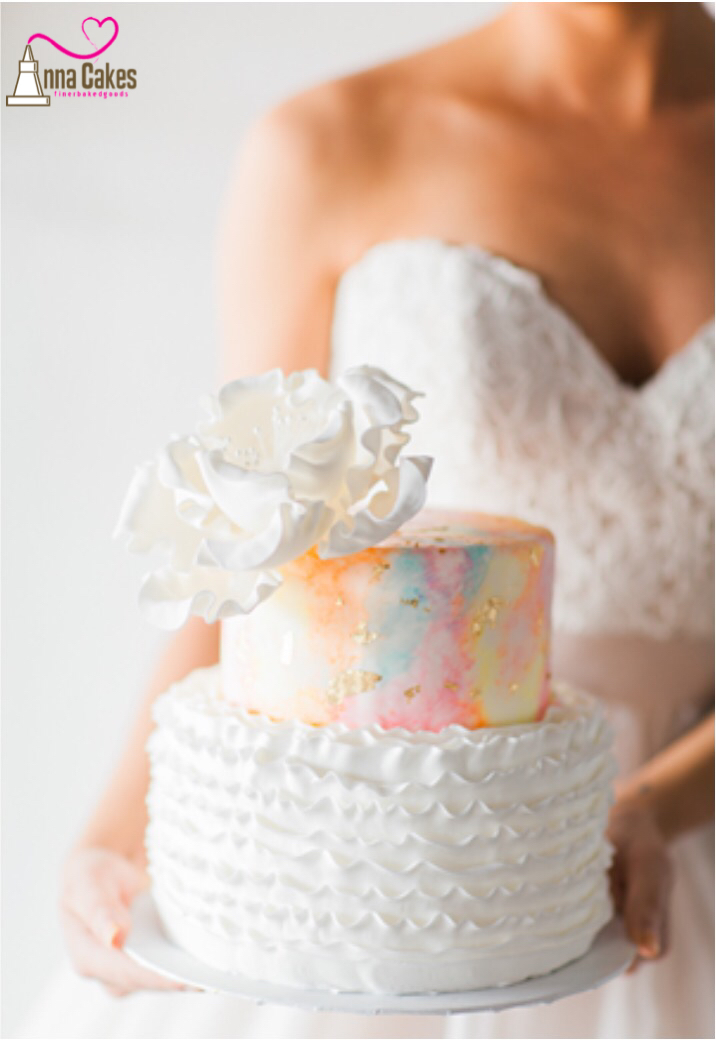 Rainbow Wedding Mini