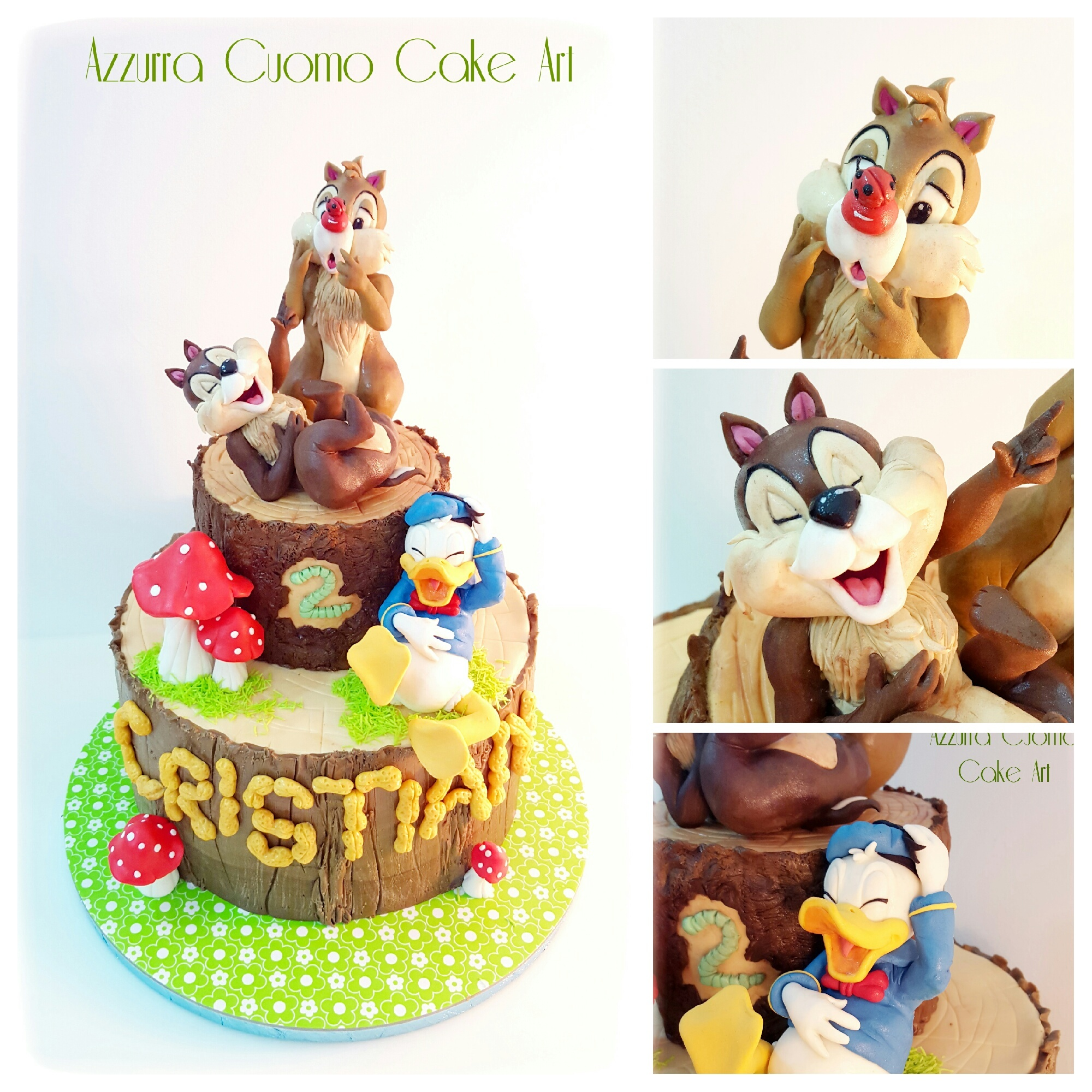 Chip and Dale birthday