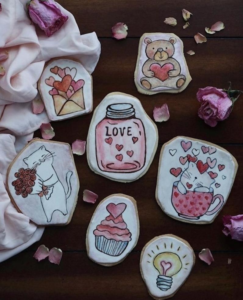 Bakesushabake Valentines 0