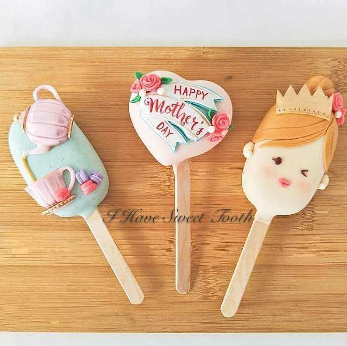 Bubu Sweet I Have Sweet Tooth Cake Pops 1