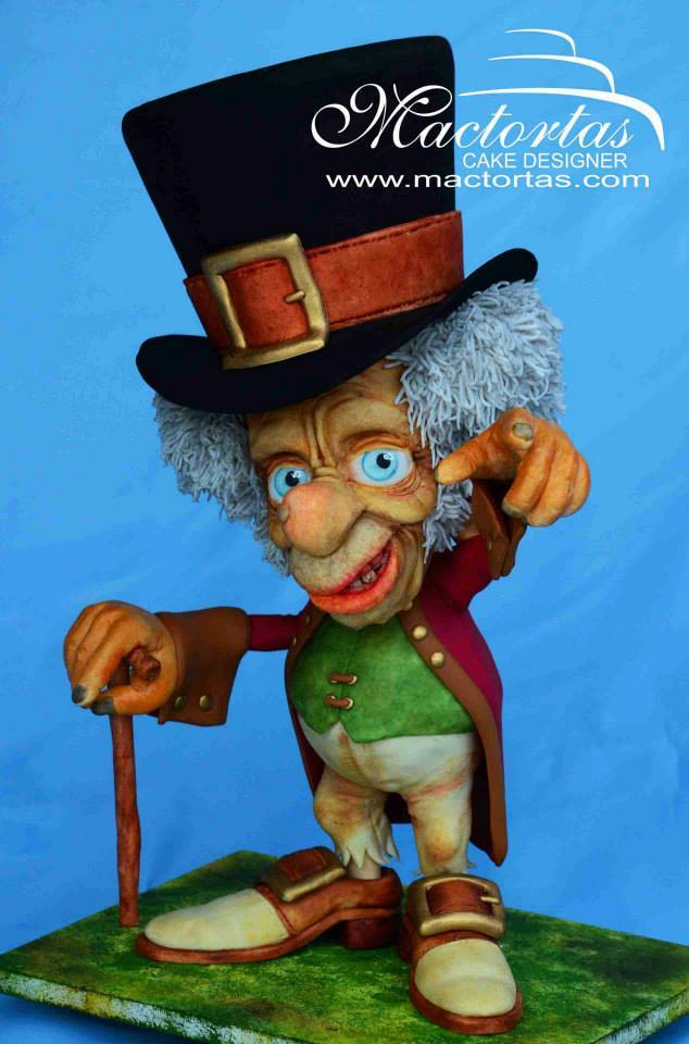 Sculpted Mad Hatter